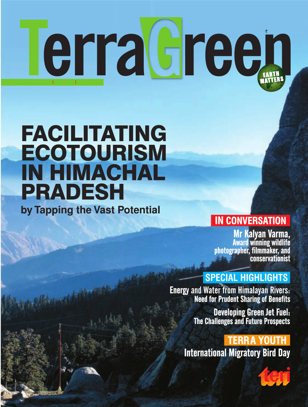 Facilitating Ecotourism in Himachal Pradesh by Tapping the